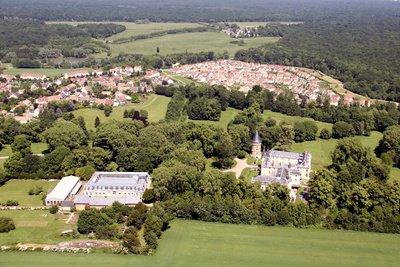 château de Tigery Grand Paris Sud