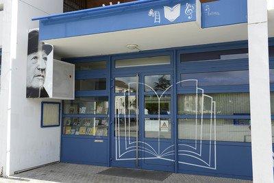 image de profil de Médiathèque Pierre Seghers