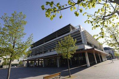 Médiathèque des Cités Unies