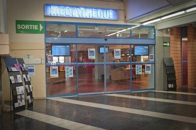 Médiathèque de l'Agora