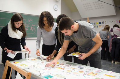 image de profil de Classe préparatoire Arts Visuels - Site Grand Bourg