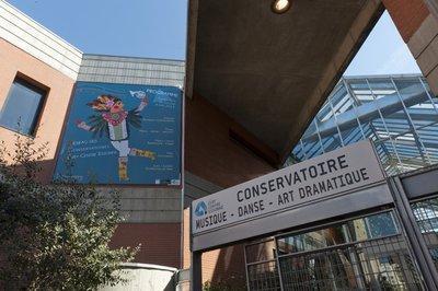 image de couverture de Conservatoire Iannis-Xenakis