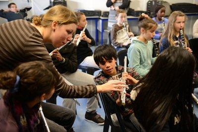 École municipale de musique de Moissy-Cramayel
