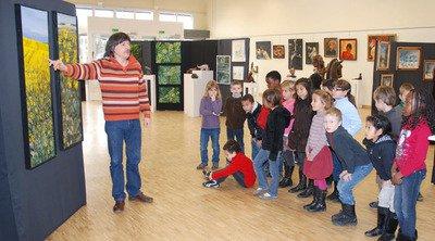 image de profil de Ecole Municipale artistique (EMA) de Saint-Pierre-du-Perray