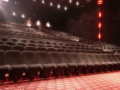 image de couverture de Cinéma Méga CGR d'Évry