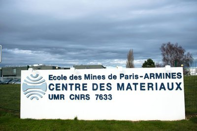École des Mines de Paris Centre des Matériaux Pierre-Marie Fourt