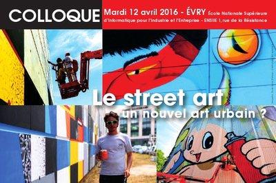 image de couverture de Le Street Art, un nouvel art urbain ?