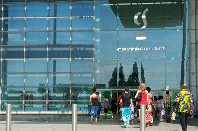 image de couverture de Centre commercial Carré Sénart et Shopping Parc
