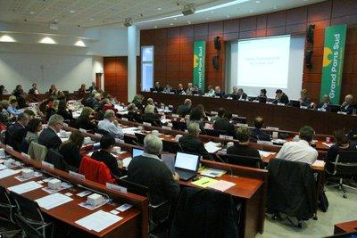 image de couverture de Conseil communautaire : vers un projet de territoire