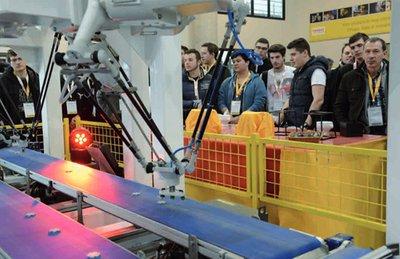 image de couverture de Les olympiades Fanuc Robotics à Lisses