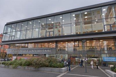 image de profil de Bibliothèque Universitaire d'Evry