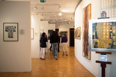 Salle Art Contemporain