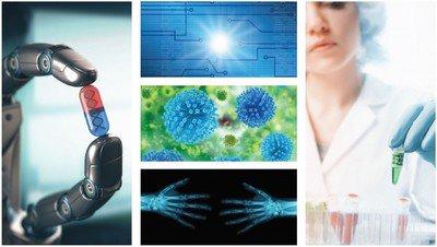 image de couverture de L'Homme réparé : apports de la biologie, du numérique et des matériaux