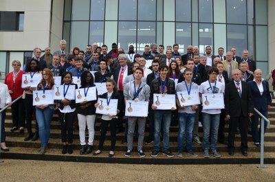 image de couverture de Les Meilleurs Apprentis de France à Grand Paris Sud