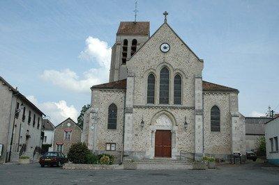 image de couverture de Église Saint Vincent