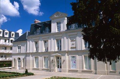 image de couverture de Château de la Fresnaye