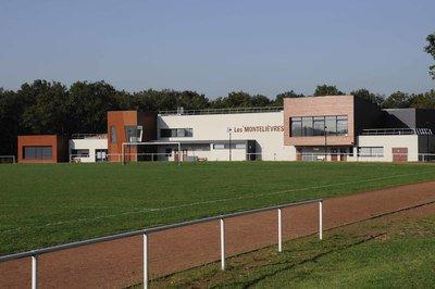Gymnase des Montelièvres