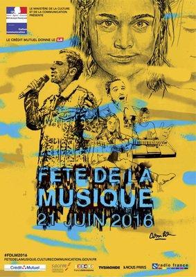 image de couverture de Fête de la musique au Coudray-Montceaux