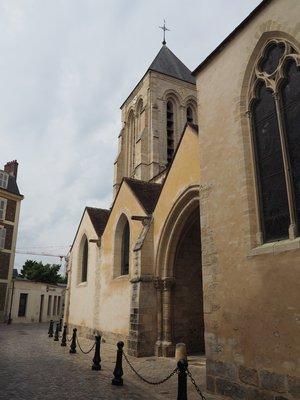 image de couverture de Cathédrale Saint-Spire