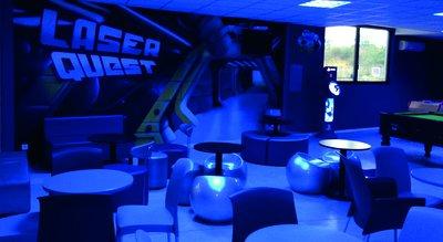 image de couverture de Laser Quest