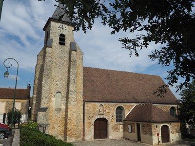 image de couverture de Eglise Saint Marcel