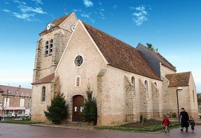 image de couverture de Eglise Notre Dame de l'assomption