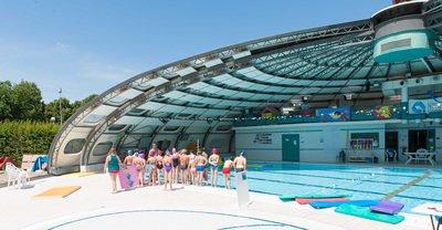 image de couverture de Lisses : la piscine se chauffera écolo