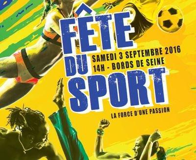 image de couverture de Fête du Sport