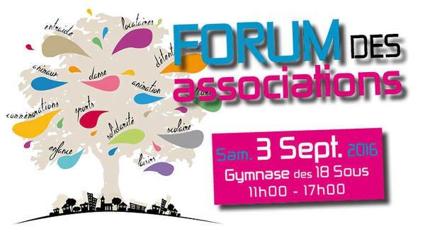 image de couverture de Forum des associations de Nandy