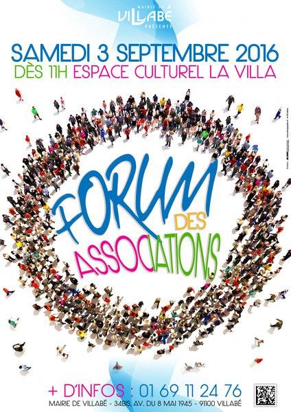 image de couverture de Forum des associations de Villabé