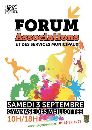 image de couverture de Forum des Associations de Soisy-sur-Seine
