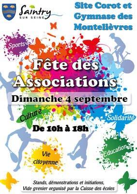 image de couverture de Fête des associations de Saintry-sur-Seine