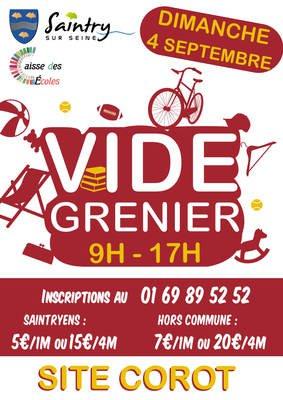 image de couverture de Vide-grenier