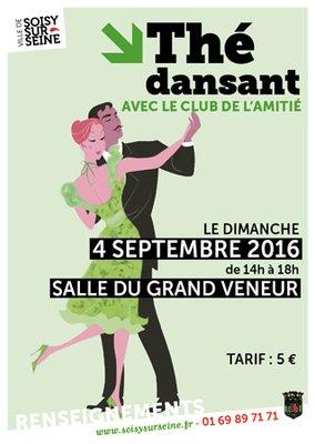image de couverture de Thé Dansant