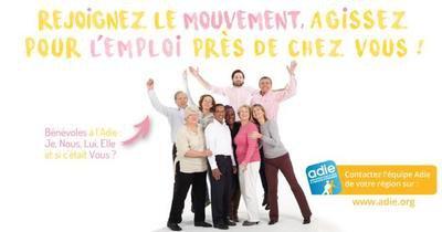 image de couverture de Devenez bénévole en faveur de l'emploi !