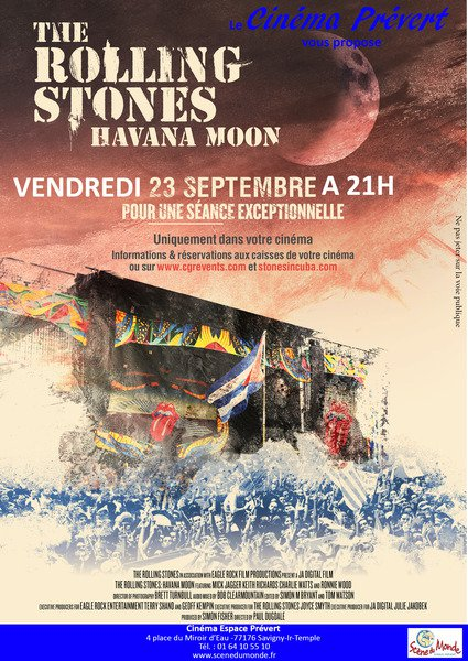 image de couverture de THE ROLLING STONES - HAVANA MOON