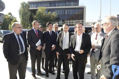 Inauguration d'ETOILE