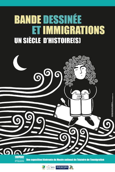 image de couverture de Bande dessinée et immigrations : un siècle d'histoire(s)