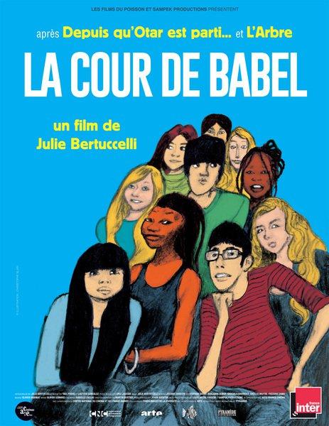 image de couverture de Le Mois du Film Documentaire : La Cour de Babel