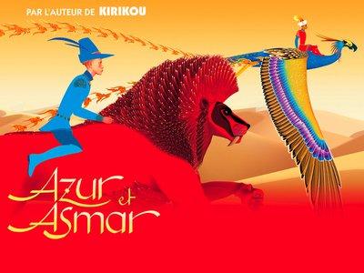 image de couverture de Projections : Azur et Asmar
