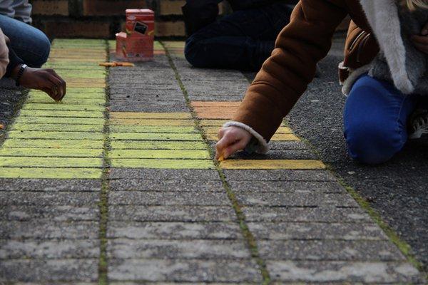 image de couverture de Stage Street art