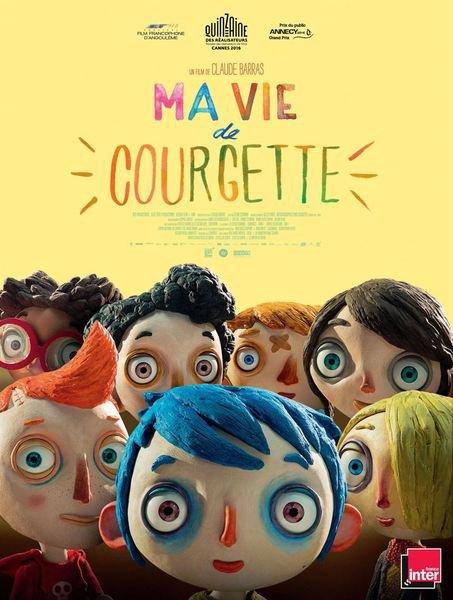 image de couverture de Atelier Bruitage / doublage autour du film Ma vie de Courgette