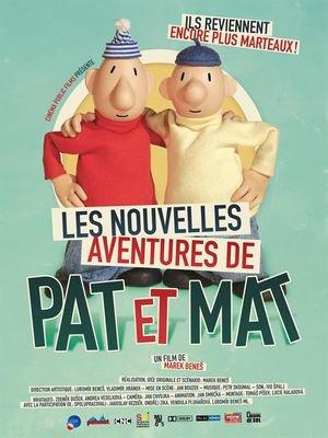 image de couverture de Ciné-concert autour du film Les nouvelles aventures de Pat et Mat
