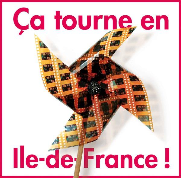 image de couverture de Ca tourne en Ile de France