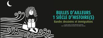 image de couverture de Salon de la bande dessinée : Bulle d'ailleurs