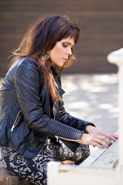 Beth hart en concert au plan