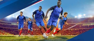 image de couverture de L'équipe de France espoirs affronte l'Angleterre à Bondoufle