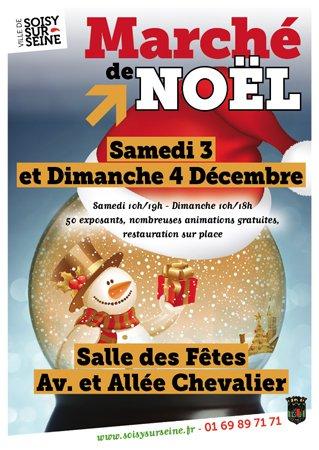 image de couverture de Marché de Noël à Soisy-sur-Seine