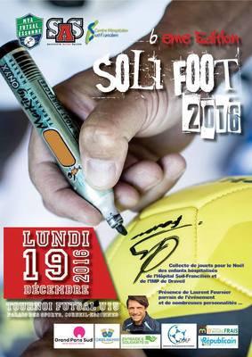 image de couverture de Solifoot, le tournoi de futsal solidaire