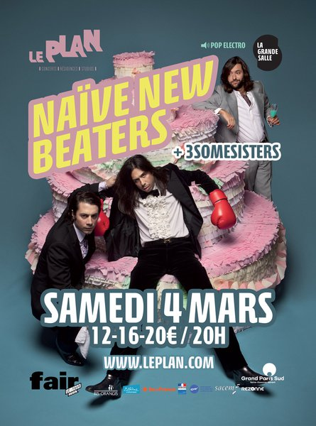 Naive new beaters 3 somesisters